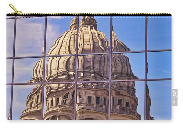 Madison Capitol Reflection Carry-all Pouch