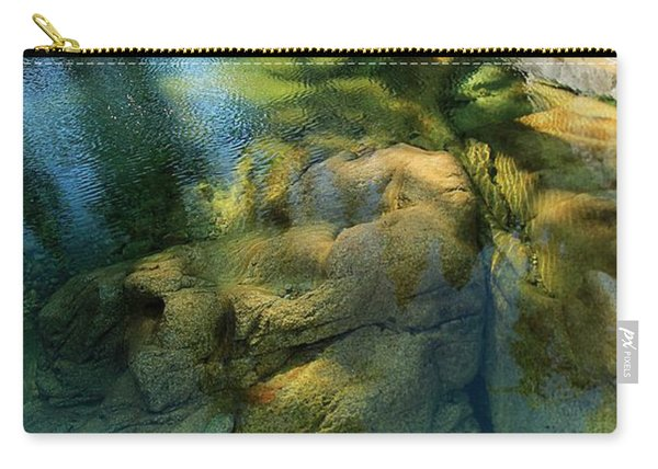 Carry-all Pouch featuring the photograph Magic Light  by Sean Sarsfield