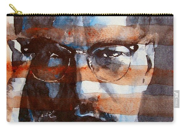 Malcolmx Carry-all Pouch