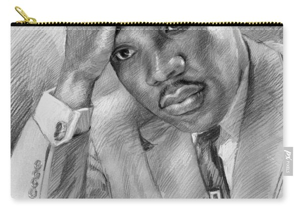 Martin Luther King Jr Carry-all Pouch