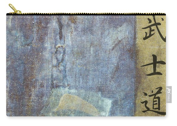 Ethical Code Of The Samurai  Carry-all Pouch
