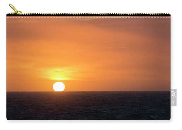 Meeting The Horizon Carry-all Pouch