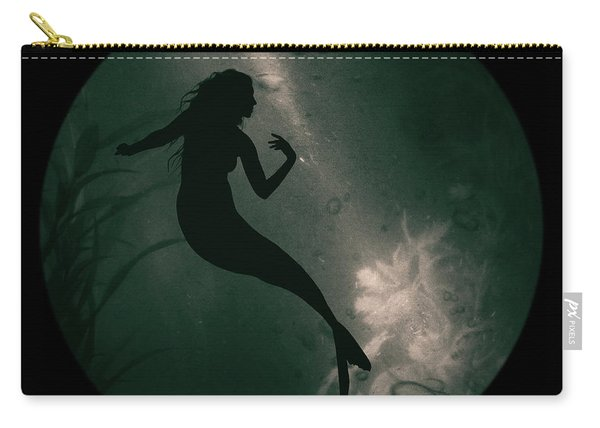 Mermaid Deep Underwater Carry-all Pouch
