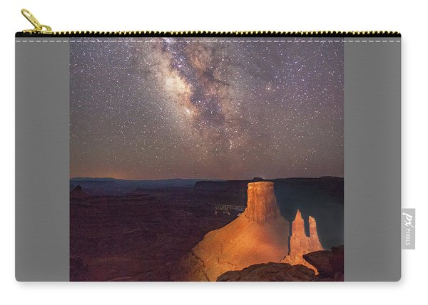 Milky Way At Marlboro Point Carry-all Pouch