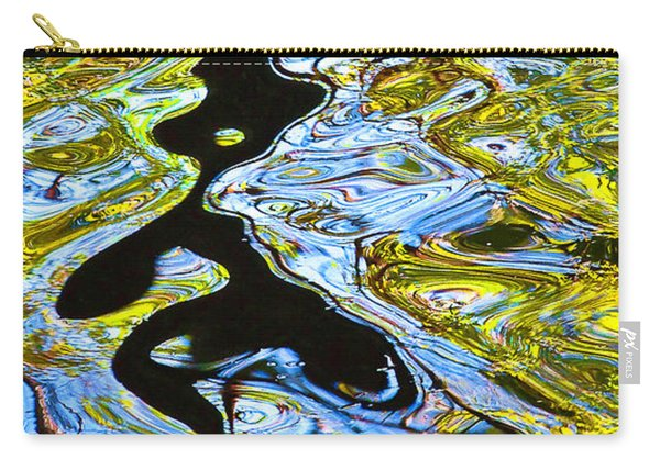 Mill Pond Reflection Carry-all Pouch