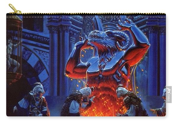 mines of bloodstone Keith Parkinson Carry-all Pouch