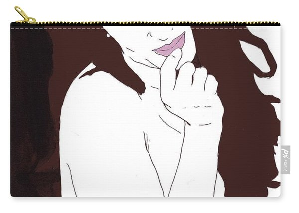 Mischevious Carry-all Pouch