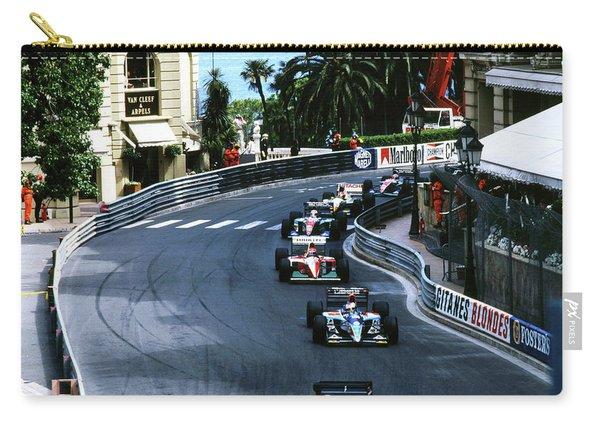 Monte Carlo Casino Corner Carry-all Pouch