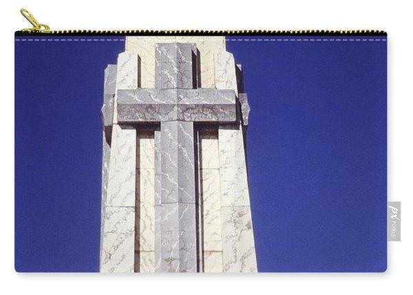 Monumento Al Divino Salvador Del Mundo Carry-all Pouch