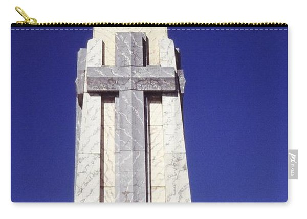 Monumento Al Divino Salvador Del Mundo Carry-all Pouch