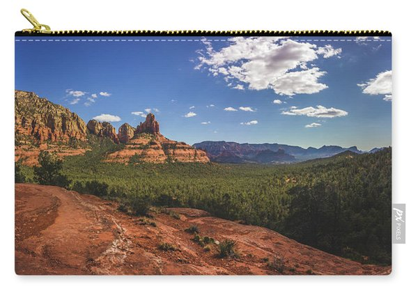 Mormon Canyon Panorama Carry-all Pouch