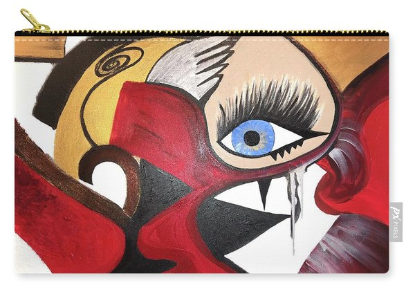 Motley Eye 2 Carry-all Pouch