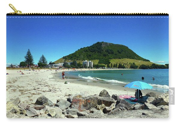 Mount Maunganui Beach 1 - Tauranga New Zealand Carry-all Pouch
