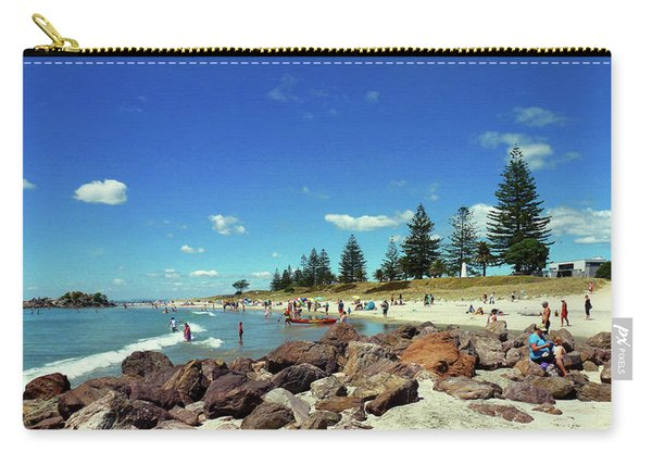 Mount Maunganui Beach 6 - Tauranga New Zealand Carry-all Pouch
