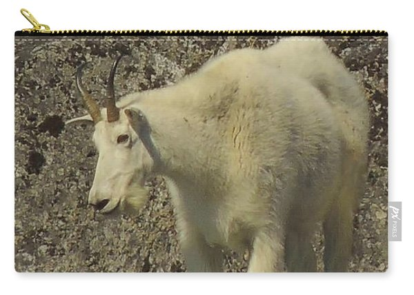 Mountain Goat Ewe Carry-all Pouch