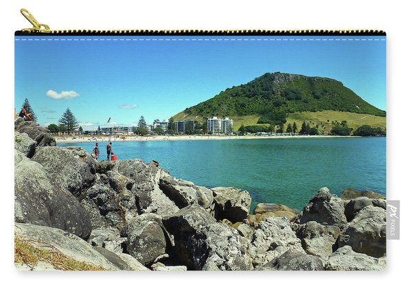 Mt Maunganui Beach 11 - Tauranga New Zealand Carry-all Pouch