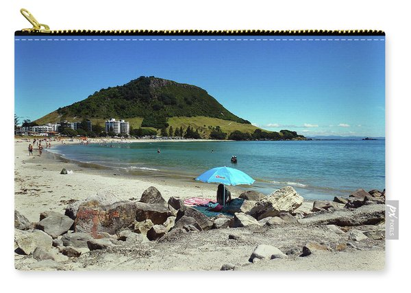 Mt Maunganui Beach 5 - Tauranga New Zealand Carry-all Pouch