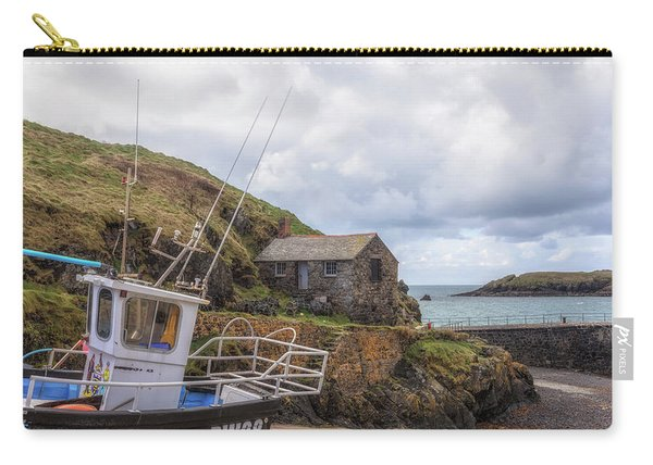 Mullion Cove - England Carry-all Pouch