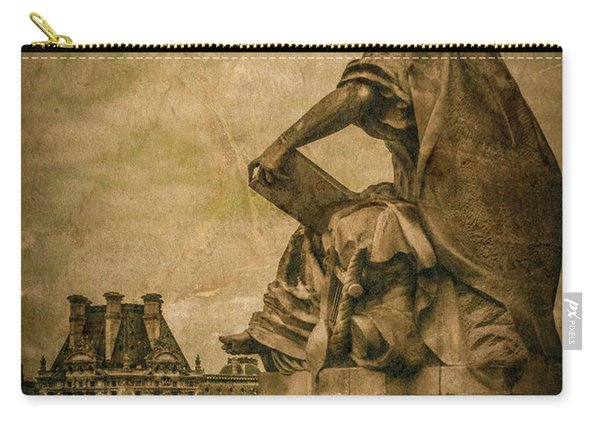 Paris, France - Muse Carry-all Pouch
