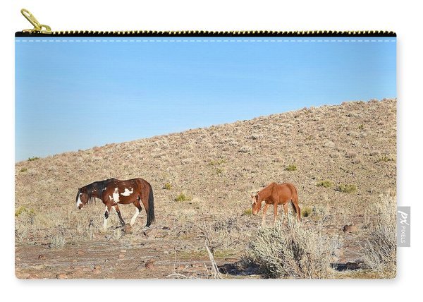 Mustangs Carry-all Pouch