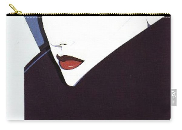 nagel005 Patrick Nagel Carry-all Pouch