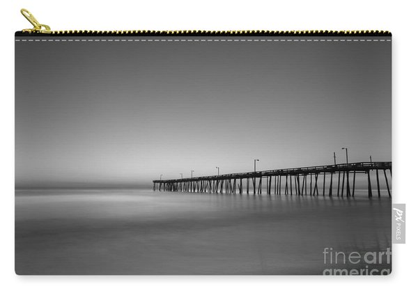 Nags Head Fishing Pier Sunrise Carry-all Pouch