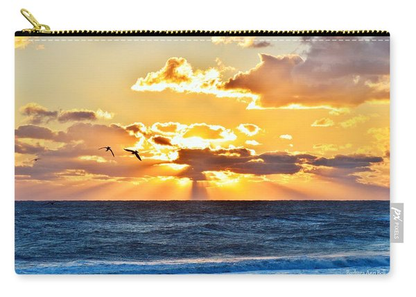 Nags Head Sunrise  Carry-all Pouch