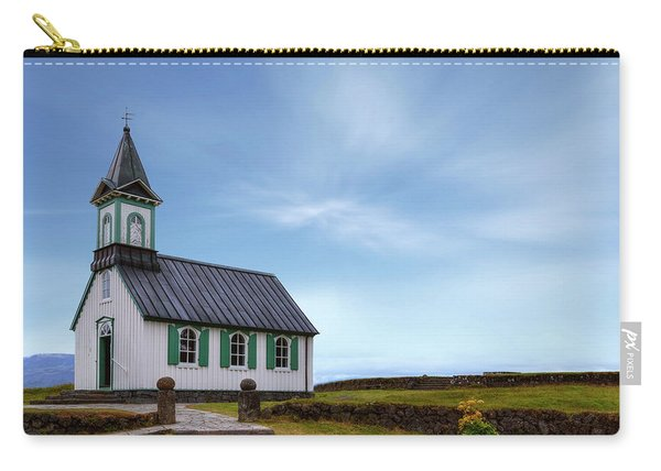 National Park Thingvellir - Iceland Carry-all Pouch