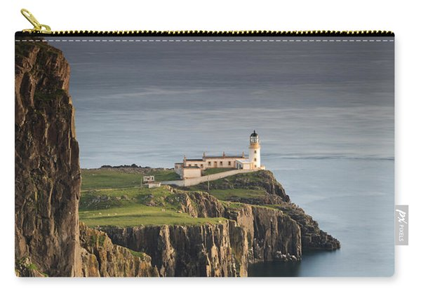 Neist Point At Sunset Carry-all Pouch