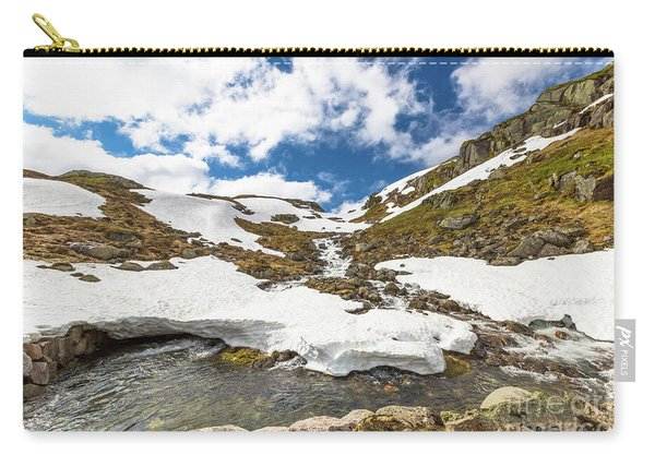 Norway Mountain Landscape Carry-all Pouch