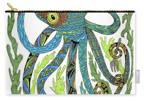 Octopus' Garden Carry-all Pouch