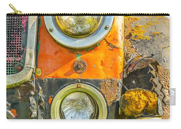 Old Bus Carry-all Pouch