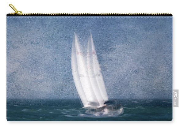 On The Sound Carry-all Pouch