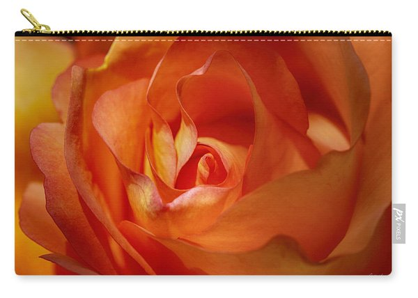 Orange Passion Carry-all Pouch