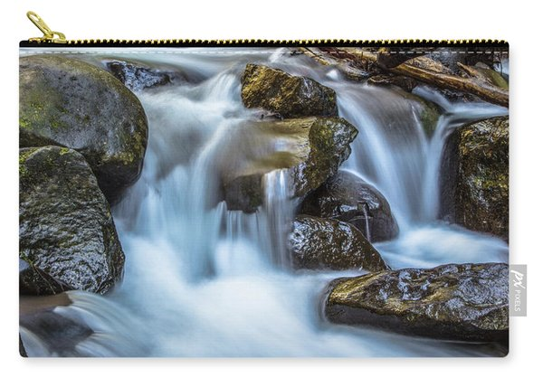 Oregon Stream  Carry-all Pouch