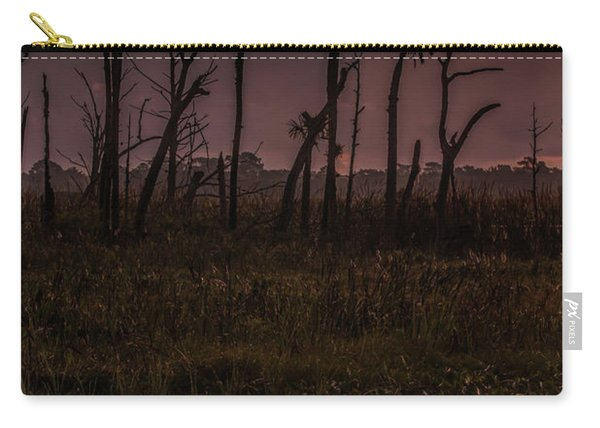 Orlando Wetlands Sunrise Carry-all Pouch
