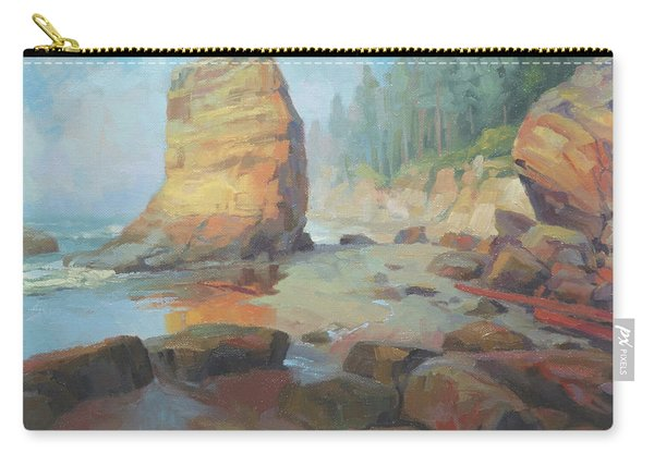 Otter Rock Beach Carry-all Pouch