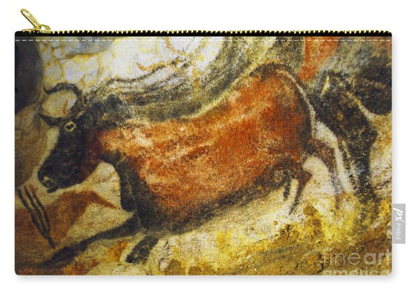 Paleolithic Cave Painting Carry-all Pouch