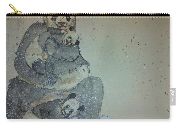 Panda Monium Album Carry-all Pouch