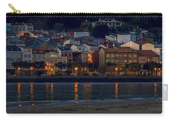 Panorama Of Cedeira Galicia Spain Carry-all Pouch