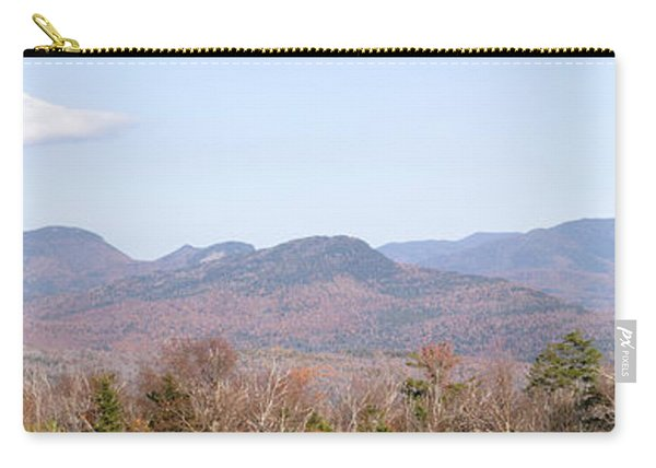 Panoramic View Of Crawford Notch State Carry-all Pouch