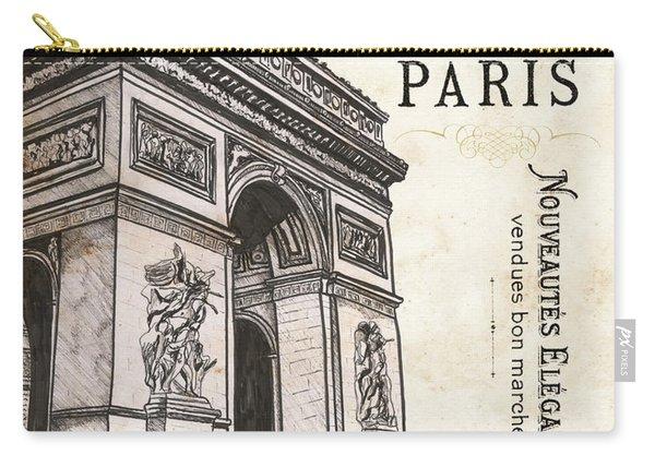 Paris Ooh La La 2 Carry-all Pouch