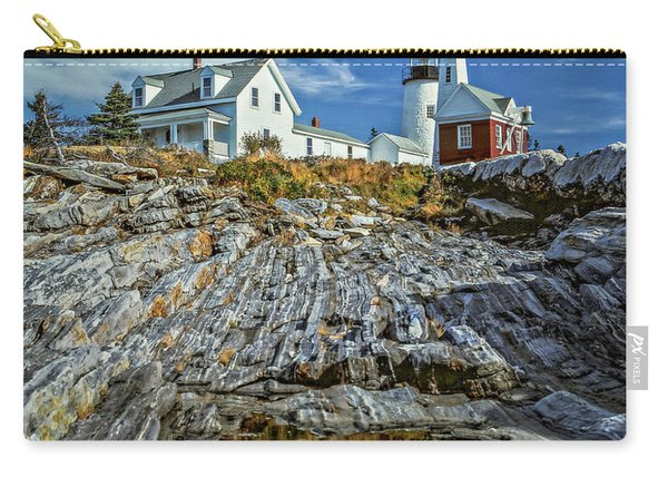 Pemaquid Reflections Carry-all Pouch