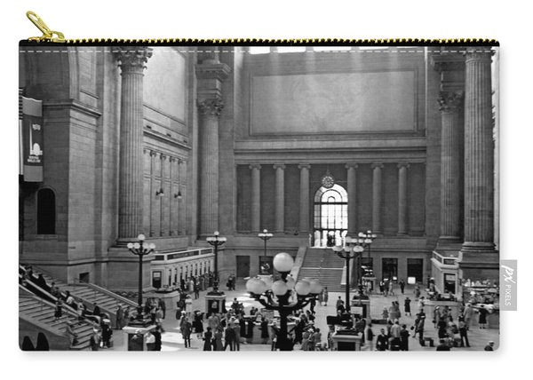 Pennsylvania Station Interior Carry-all Pouch