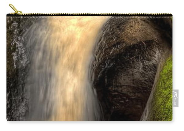 Pewits Nest Middle Waterfall Carry-all Pouch