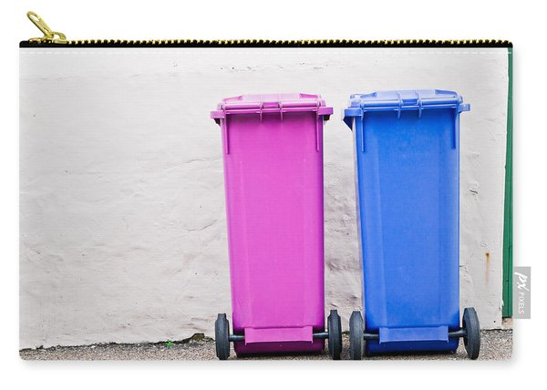 Plastic Bins Carry-all Pouch