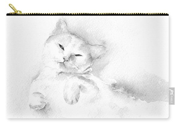 Playful Cat II Carry-all Pouch