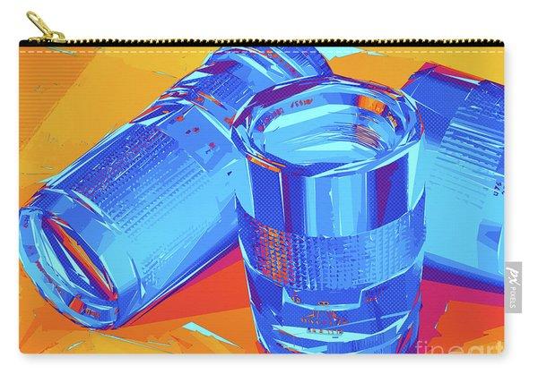 Pop Art Camera Lenses Carry-all Pouch