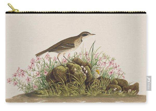 Prairie Titlark Carry-all Pouch