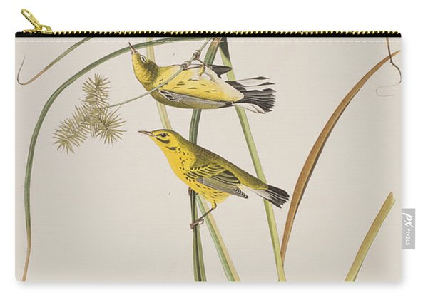 Prairie Warbler Carry-all Pouch
